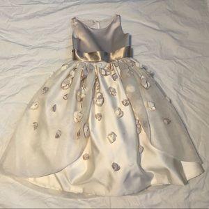 Joan Calabrese for Mon Cheri Flower Girl Dress